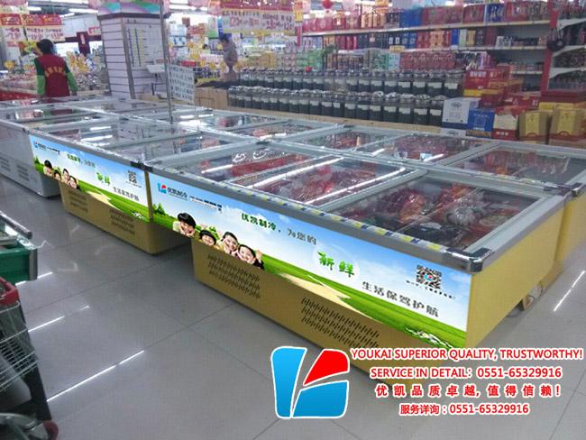 冷藏展示柜制冷系统保护电路分析