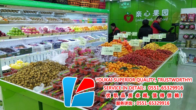 水果保鲜柜客户使用图6