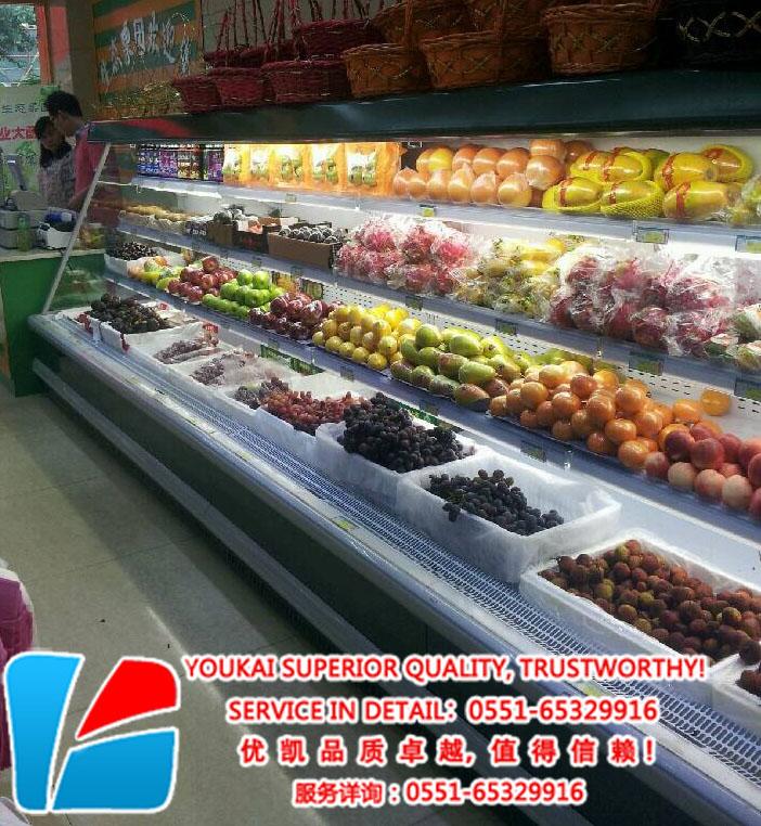 首页 产品总汇 蔬菜/水果保鲜柜图片