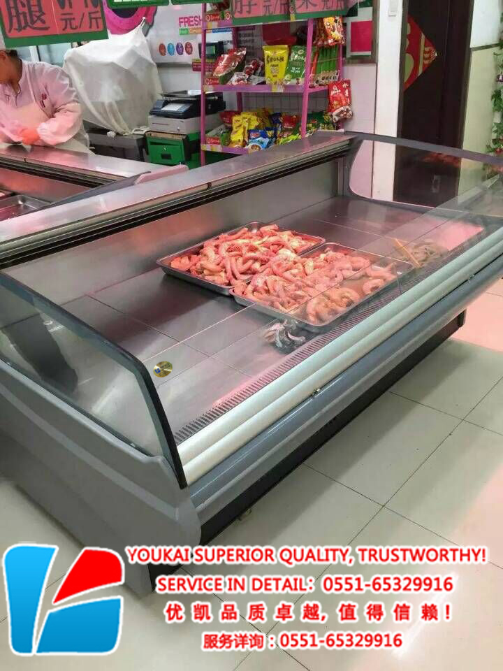 风冷式,直冷式和直冷风冷并用式鲜肉柜工作原理